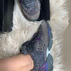 Chanel sneaker ❤️